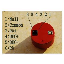 อุปกรณ์ถ่ายภาพดาราศาสตร์ Webcam QHY5V