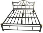 เตียงเหล็ก ขนาด 5 ฟุต รหัส SSW-5LT