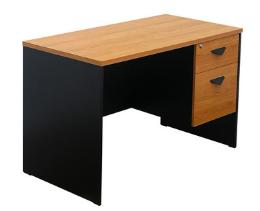 โต๊ะทำงาน 120, 150 ซม.