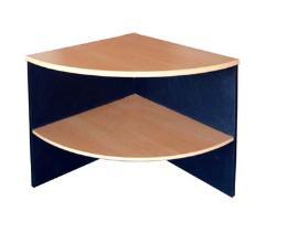 โต๊ะเข้ามุม 60x60 ซม.