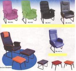 เก้าอี้พักผ่อน/เก้าอี้ร้านเกมส์