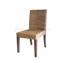 เก้าอี้ผักตบชวา CH01006-WH