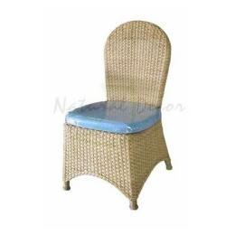เก้าอี้ทานอาหารหวาย CH01010-RT
