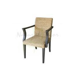 เก้าอี้ผักตบชวา CH01011-WH