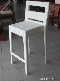 เคาร์เตอร์บาร์ ,เก้าอี้บาร์ รุ่น BC-0001
