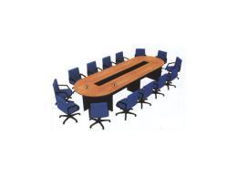 โต๊ะประชุม 12 ที่นั่ง ผิวเมลามีน 00526