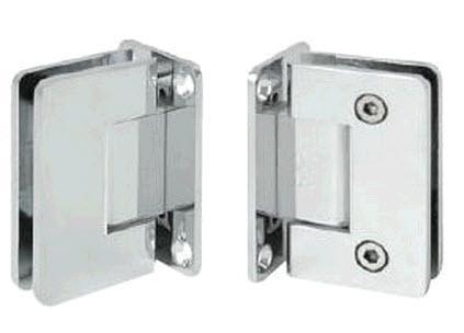 บานพับสำหรับห้องน้ำ DORMA S2000-160 G/W