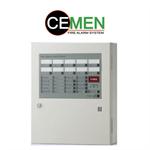 ตู้คอนโทรล Fire Alarm Control Panel 5 - 10 ZONE