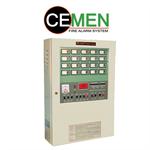ตู้คอนโทรล Fire Alarm Control Panel 15-80 ZONE