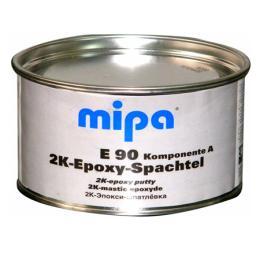 สีโป๊วพิเศษทนความร้อนสูง Mipa E90