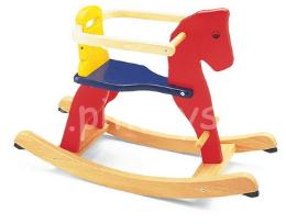 ของเล่นที่ทำจากไม้BABY'S ROCKING HORSE