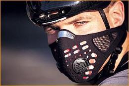 หน้ากากป้องกันมลพิษ สารเคมีชีวภาพในอากาศ