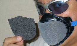 หน้ากากป้องกันมลพิษทางอากาศ