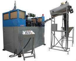 เครื่องเป่าขวดพลาสติก รุ่น GPD - 1500