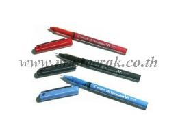 ปากกา [PILOT] HI-TECPOINT V-5 สีแดง