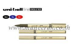 ปากกา [UNI-BALL] MICRO DELUXE UB-177 สีแดง