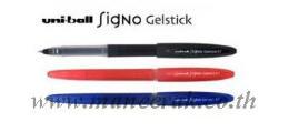 ปากกา [ยูนิบอล] UM-170 สีดำ