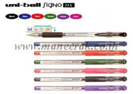 ปากกา [Uni ball] signo UB-151 (0.38) สีแดง