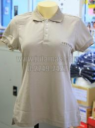 เสื้อโปโลผ้าจูติ เรียบหรู polo469
