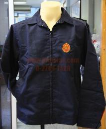 เสื้อแจ็คเก็ต ผ้าคอมทวิว jacket198