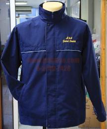 เสื้อแจ็คเก็ต ผ้าทาสลาน jacket192