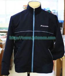 เสื้อแจ็คเก็ตผ้าทาสลาน ซิปรูดสุดปก jacket173