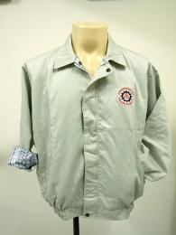 เสื้อแจ็คเก็ต ซับในลายสก็อต jacket111