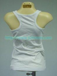 เสื้อกล้ามสุภาพสตรี อินเทรนด์ tshirt107