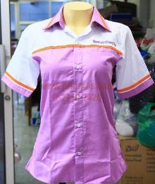เสื้อฟอร์มพนักงาน ออกแบบพิเศษ uniform192