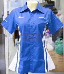 เสื้อฟอร์มพนักงาน ออกแบบพิเศษ uniform191