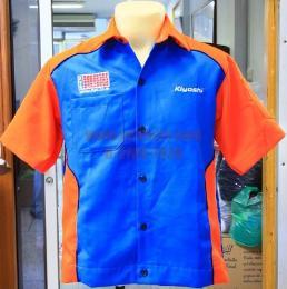 เสื้อฟอร์มพนักงาน ออกแบบพิเศษ uniform189