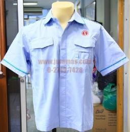 เสื้อฟอร์มพนักงาน ออกแบบพิเศษ uniform185