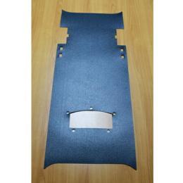 แผ่นพลาสติก HDPE ปั๊มสำเร็จ(กระเป๋า)