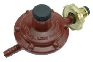 หัวปรับแก๊สธรรมดา Q-126