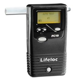 เครื่องตรวจวัดปริมาณแอลกอฮอล์ FC-10