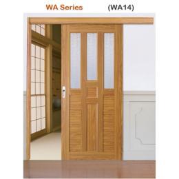 ชุดประตูสไลด์ WA 14