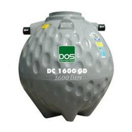 ถังบำบัดน้ำเสีย 6101-DOS-COMPACT-DC