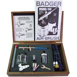 แอร์บรัช BADGER AIR-BRUSH รุ่น 150 - 4 PK
