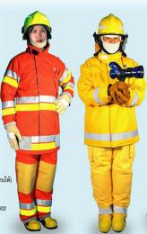 ชุดดับเพลิงใช้ในอาคาร EN 469