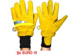ถุงมือสำหรับดับเพลิง EURO VI