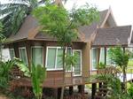 แบบบ้านและสวนชั้นเดียว HEVTA