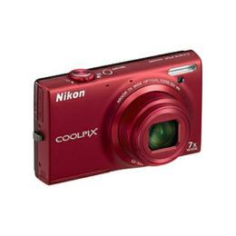 กล้องดิจิตอล นิคอน รุ่น COOLPIX S6100