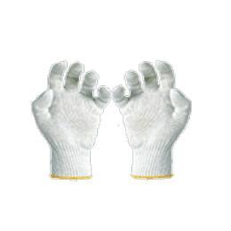ถุงมือผ้าทอ CG201