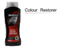 ผลิตภัณฑ์เคลือบสีรถ colour restorer