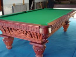 โต๊ะพูล Sculpture Pool Table