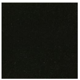 ผ้ากำมะหยี่ ทีค๊อต สีดำ#2 54นิ้ว 25Y