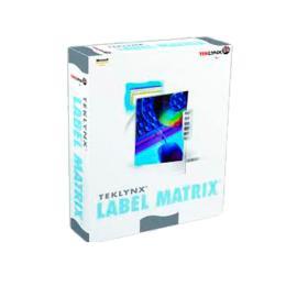 โปรแกรม LABEL MATRIX