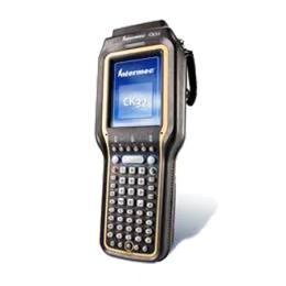 Intermec CK32 Intrinsically Safe Mobile Computer