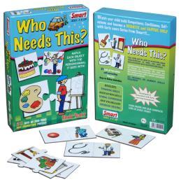 ของเล่นเพื่อพัฒนาทักษะเด็ก Who Needs This?