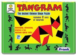 ของเล่นเพื่อพัฒนาทักษะเด็ก Tangram